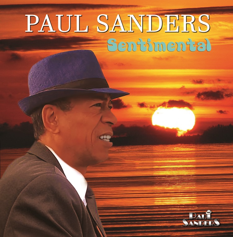 ALBUM SENTIMENTAL PAUL SANDERS 2020